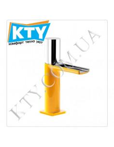 Смеситель для умывальника Tres Loft-Tres 200.110.02 (без донного клапана, хром)