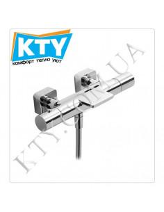 Смеситель для ванны Tres Loft-Tres 200.174.01 (термостатический, хром)