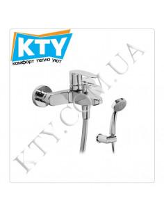 Смеситель для ванны Tres Flat-Tres 204.170.01 (хром)