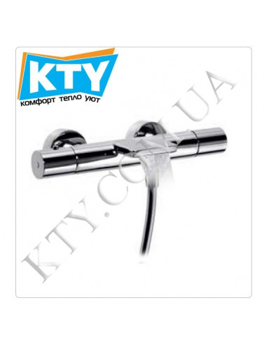 Смеситель для ванны Tres Class-Tres 205.174.01.9 (термостатический, хром)