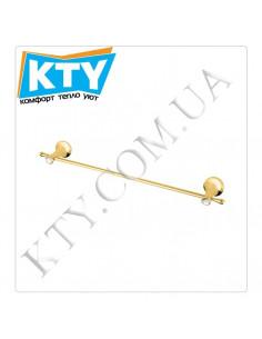 Полотенцедержатель Kugu Bavaria 301G (латунь, золото)