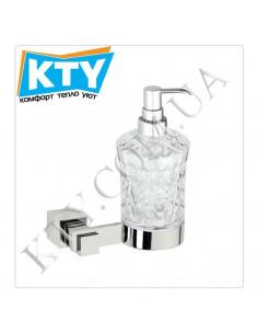 Дозатор для жидкого мыла Kugu С5 514 (навесной, латунь, хром)