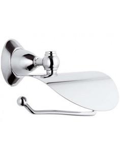 Держатель для туалетной бумаги Remer Amica AM60 (с крышкой)