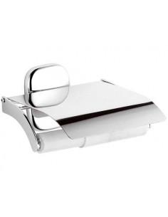 Держатель для туалетной бумаги Remer Suite SU60 (с крышкой)