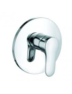Смеситель для ванны и душа Kludi Objekta 326550575 (встраиваемый)