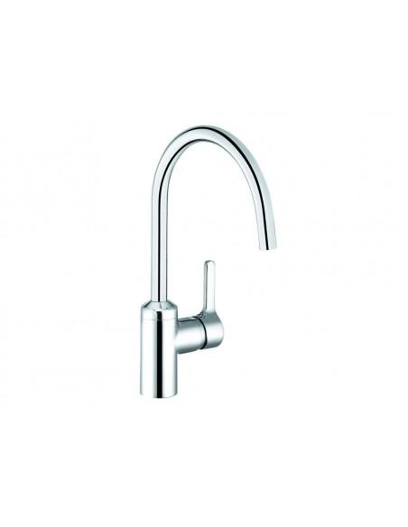 Смеситель для кухни Kludi Bingo Star 428099678 (поворотный излив, для безнапорных водонагревателей)