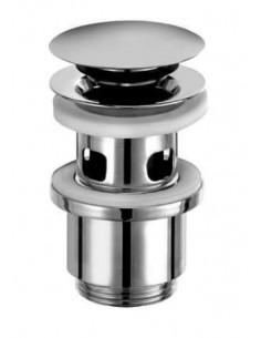 Донный клапан Kludi 1042405-00 (закрывающийся, G 1 1/4, с отв.для перелива)