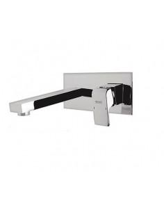 Смеситель для умывальника скрытого монтажа Newarc Silver 851571