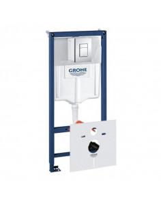 Инсталяционная система Grohe Rapid SL 38772001 (с кнопкой 38732000)