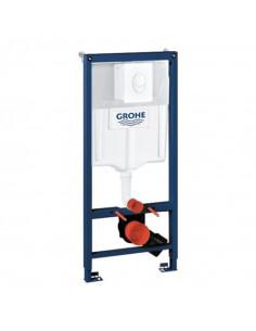Инсталяционная система Grohe Rapid SL 38722001 (с кнопкой 38505SH0)
