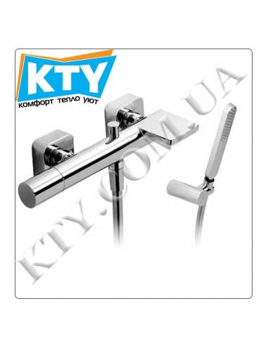 Смеситель для ванны Tres Loft-Tres 200.170.01 (комплект, хром)