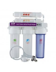 Фильтр для очистки воды Raifil NOVO 5 PU905W5-WF14-EZ (5 степеней очистки, UF мембрана)