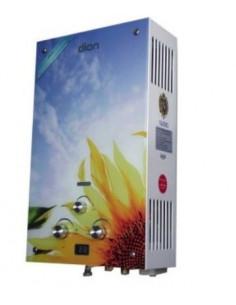 Колонка газовая Дион JSD 10 (дисплей, подсолнух, новый)