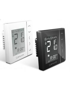Терморегулятор Salus VS35W 230V (цифровой с экраном, белый)