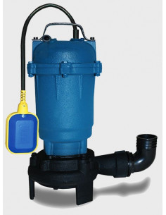 Фекальный насос Euroaqua WQCD-2 (2.6 кВт, с режущим механизмом)
