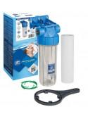 Фильтр колба Aquafilter FHPR12-B1-AQ 1/2, магистральный, прозрачная