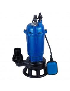 Насос фекальный Aquatica 773392 1.1 кВт (чугун, с режущим механизмом)
