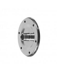Фланец для гидроаккумулятора Aquatica 779522 (1 дюйм, нержавейка)