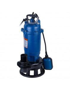 Насос фекальный Wetron 773372 1.1 кВт (чугун, с режущим механизмом)