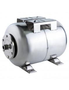 Гидроаккумулятор Wetron 779213 50 л (горизонтальный, нержавейка)