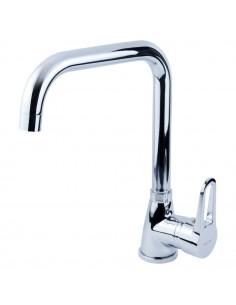 Смеситель для кухни Aquatica HL-4B230C (35 мм, гайка)