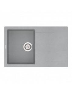 Мойка прямоугольная гранитная Vankor Orman OMP 02.78 Gray