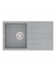 Мойка прямоугольная гранитная Vankor Easy EMP 02.76 Gray
