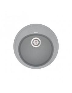 Мойка круглая гранитная Vankor Sity SMR 01.50 Gray