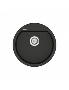 Мойка круглая гранитная Vankor Tera TMR 01.50 Black