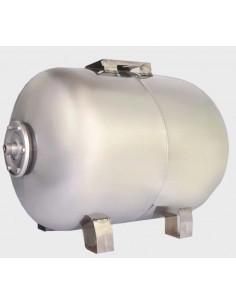 Гидроаккумулятор Euroaqua 24 (горизонтальный, нержавеющая сталь)