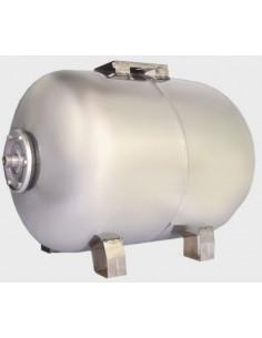 Гидроаккумулятор Euroaqua 50 (горизонтальный, нержавеющая сталь)
