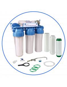 Фильтр для очистки воды Aquafilter FP3-HJ-K1 (4 степени очистки)