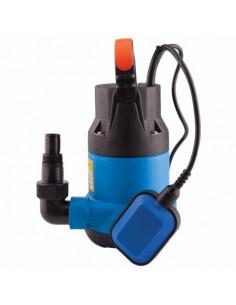 Дренажный насос Womar QDP-750, 0.75 кВт, корпус пластиковый с поплавком