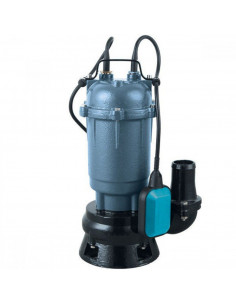 Фекальный насос Womar WQD 12-10-1.3, 1.3 кВт, корпус чугун