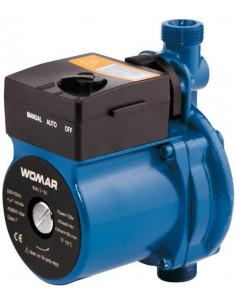 Насос для повышения давления Womar WM 15/90, гайки, кабель с вилкой
