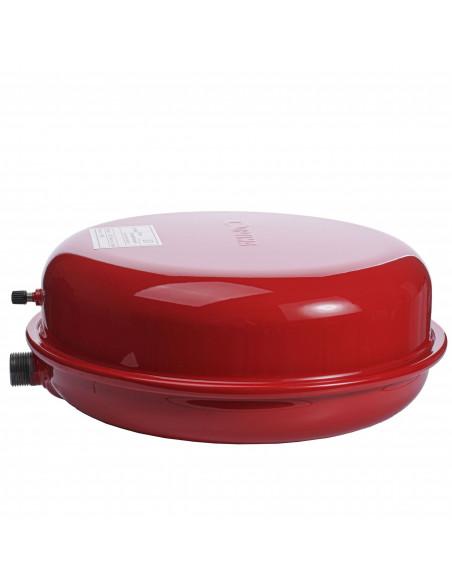 Расширительный бачок Cristal 8 литров для систем отопления (плоский)