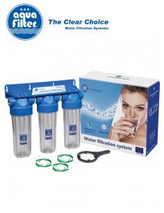 Aquafilter FHPRCL12-B-TRIPLE