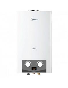 Газовая колонка Midea JSD20-10DH4, белая, 20 кВт