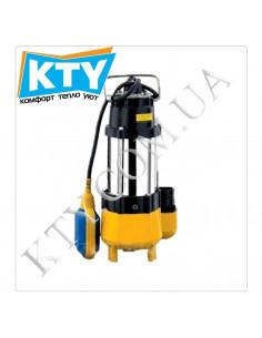 Фекальный насос Euroaqua WQ-10-10 (0,75 кВт, с режущим механизмом)