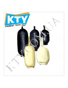 Мембрана для гидроаккумулятора Euroaqua NRM-24L (черная/белая)