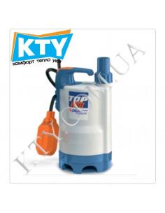 Дренажный насос Pedrollo TOP-VORTEX (для загрязненной воды, поплавковый выключатель)