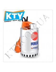 Дренажный насос Pedrollo RXm (для загрязненной воды, нержавеющая сталь, поплавковый выключатель)