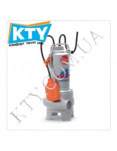 Фекальный насос Pedrollo VXm-ST (с режущим механизмом, поплавковый выключатель)