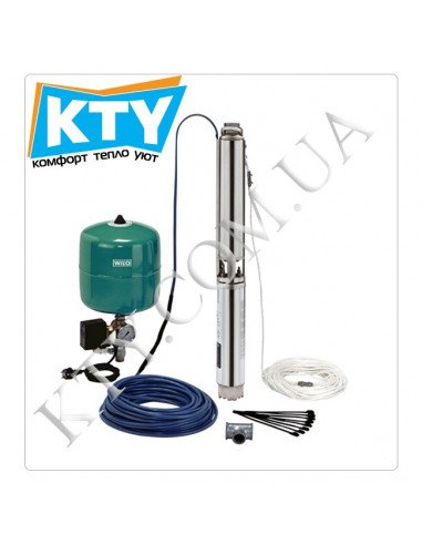 Оборудование для скважинных насосов Wilo ElectronicControl MM