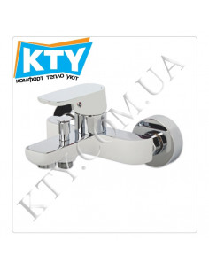Смеситель для ванны Venezia Kapadokya 5010901-07 (белый)