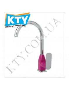 Смеситель для кухни Venezia Kapadokya 5010902-03 (пурпурный)