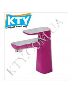 Смеситель для умывальника Venezia Kapadokya 5010904-03 (пурпурный)