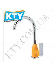 Смеситель для кухни Venezia Kapadokya 5010902-08 (желтый)