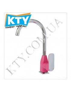 Смеситель для кухни Venezia Kapadokya 5010902-09 (розовый)