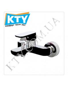 Смеситель для ванны Venezia Kapadokya 5010901-00 (черный)